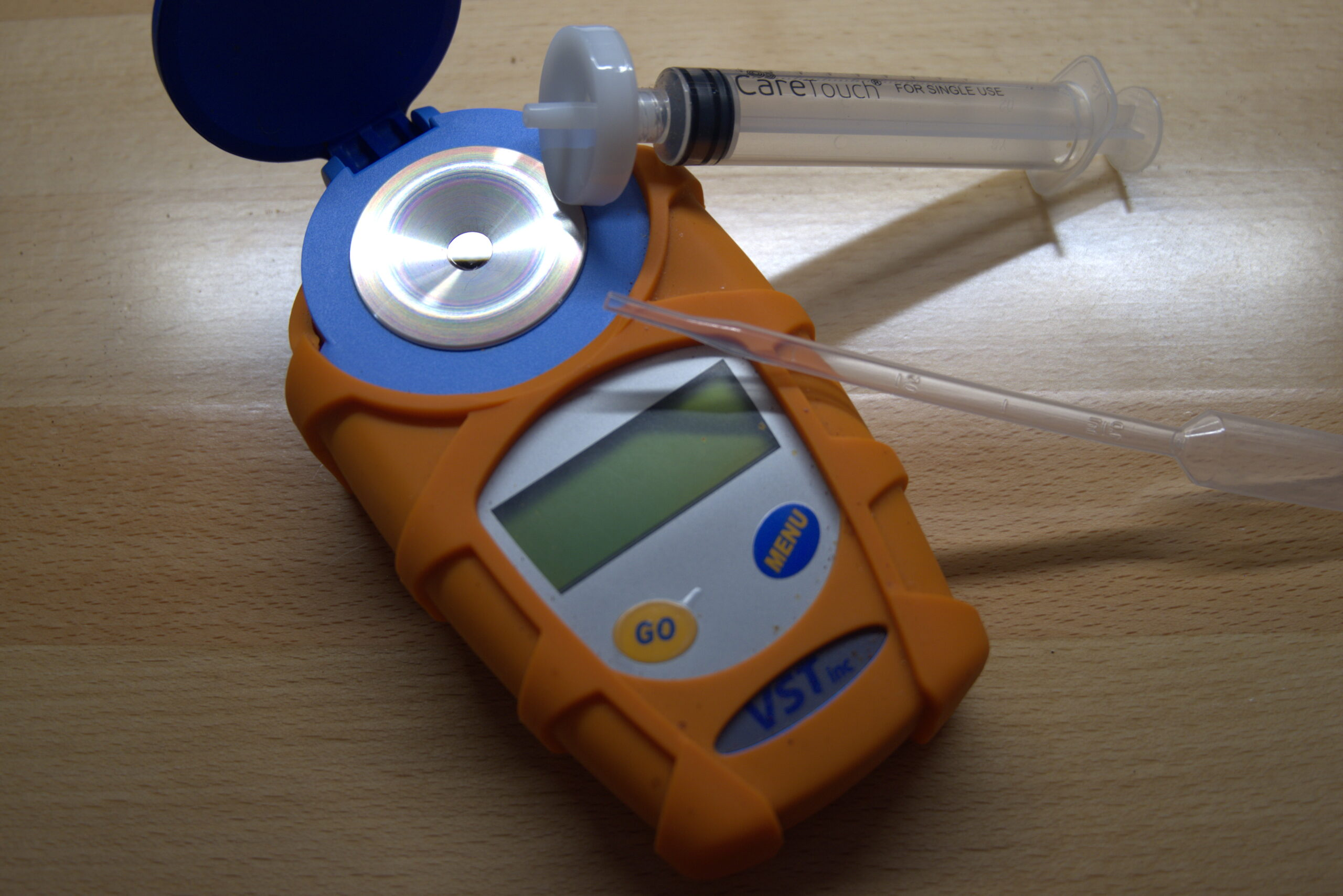 Refractometer and Tools